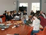 Projekto rezultatų pristatymas projekto partneriams
