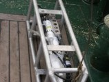 Šiuo prietaisu matuojami vandens parametrai