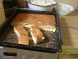 100 km nuo kranto virėjo keptas pyragas buvo nepaprastai skanus